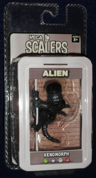 Фигурка Scalers Mini Figures 2 Wave 1 Alien (6 см)