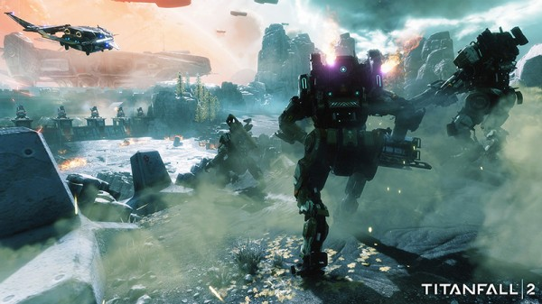 Titanfall 2. Deluxe Edition [Xbox One]
