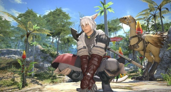 Final Fantasy XIV. A Realm Reborn [PS3]
