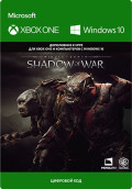 Средиземье: Тени войны (Middle-earth: Shadow of War) Outlaw Tribe Nemesis Expansion. Дополнение [Xbox One / Windows 10, Цифровая версия]