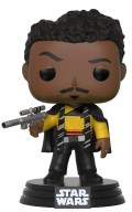 Фигурка Funko POP: Star Wars Solo – Lando Calrissian Bobble-Head (9,5 см)