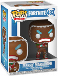 Фигурка Funko POP Games: Fortnite – Merry Marauder (9,5 см)