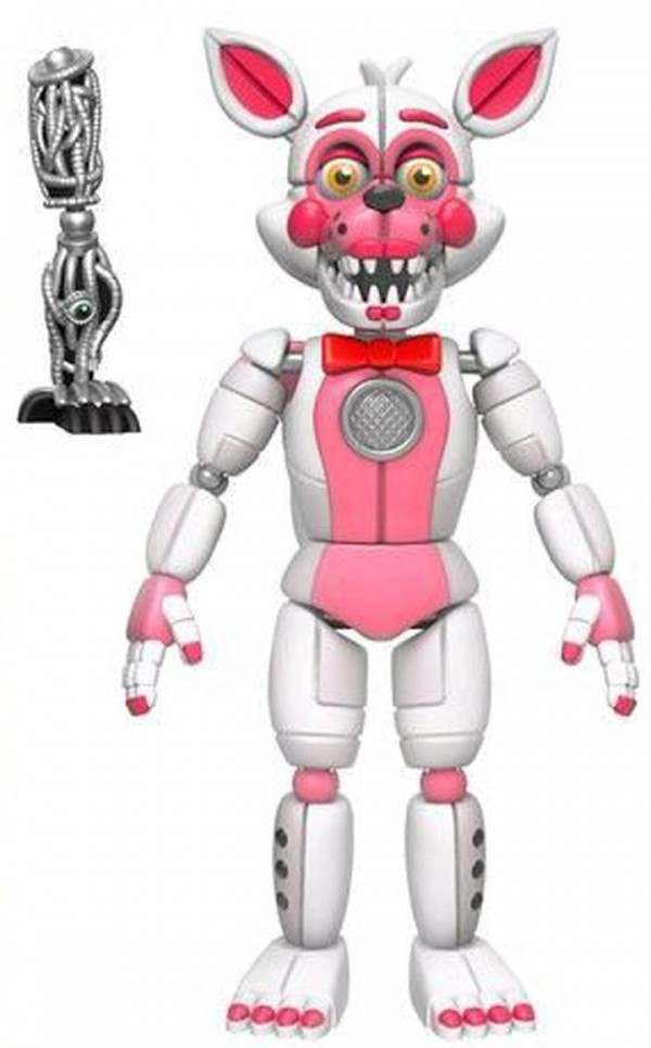 Фигурка Funko Five Nights At Freddy's: Sister Location – Funtime Foxy (13 см)