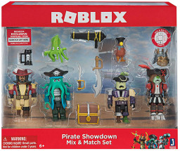 Набор фигурок Roblox: Pirate Showdown Mix & Match Set
