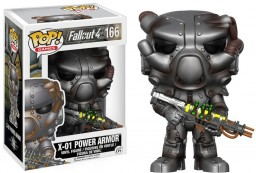 Фигурка Funko POP Games: Fallout 4 – X-01 Power Armor (9,5 см)