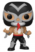 Фигурка Funko POP Marvel: Lucha Libre Edition – El Venenoide Venom Bobble-Head (9,5 см)
