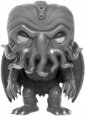 Фигурка Funko POP Books: Cthulhu Master Of R'lyeh HP Lovecraft – Cthulhu Black And White Exclusive (9,5 см)