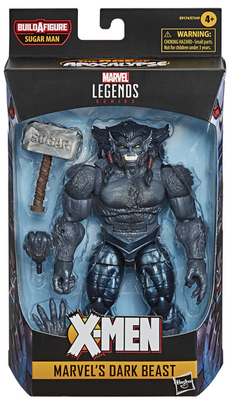 Фигурка Marvel: X-Men – Marvel`s Dark Beast Legends Series (15 см)