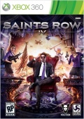 Saints Row IV [Xbox 360]