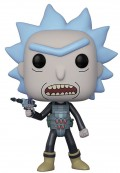 Фигурка Rick And Morty Funko POP Animation: Prison Escape Rick (9,5 см)