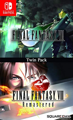 Final Fantasy VII & Final Fantasy VIII Remastered [Switch]