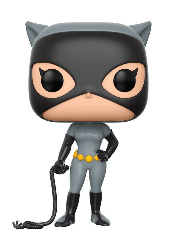 Фигурка Funko POP Heroes: Batman The Animated Series – Catwoman (9,5 см)