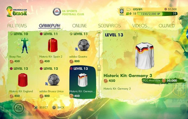 2014 FIFA World Cup Brazil. Champion's Edition [PS3]