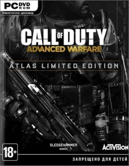 Call of Duty: Advanced Warfare. Atlas Limited Edition [PC]