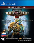 Warhammer 40,000: Inquisitor – Martyr Deluxe Edition [PS4]