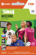 The Sims 4. Moschino. Каталог [PC, Цифровая версия]