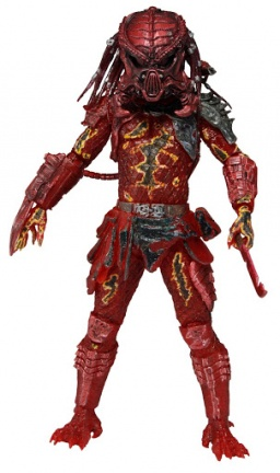 Фигурка Predators Series 10 Lava Planet (18 см)