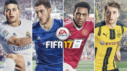 FIFA 17 + Ultimate Team FIFA Points 2200
