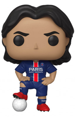 Фигурка Funko POP Football: Paris Saint-Germain – Edinson Cavani (9,5 см)