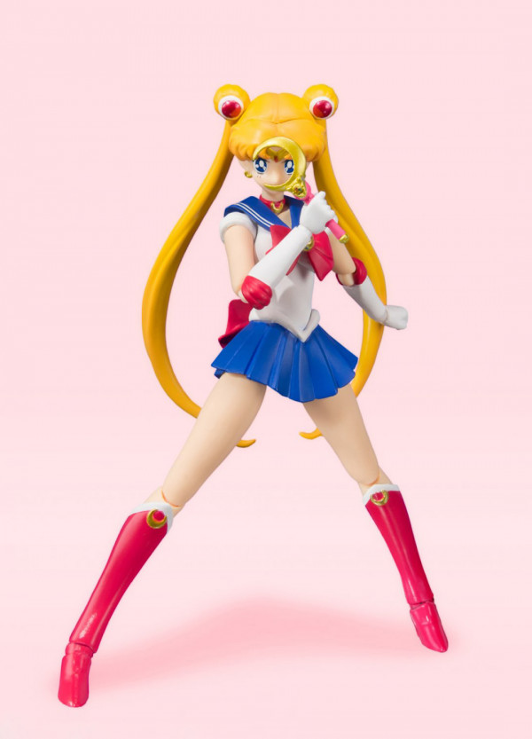 Фигурка S.H.Figuarts: Sailor Moon Animation Color Edition (15 см)