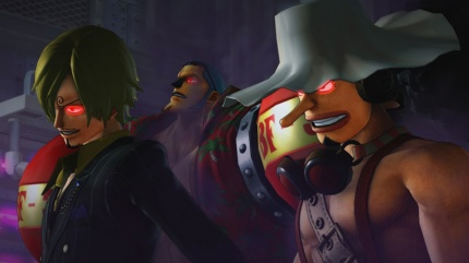 One Piece. Pirate Warriors 2 [PS3]