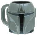 Кружка Star Wars: The Mandalorian – The Mandalorian 3D (650 мл.)