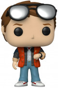 Фигурка Funko POP Movies: Back To The Future – Marty Checking Watch Exclusive (9,5 см)