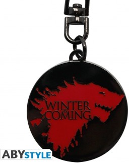 Брелок Game Of Thrones: Winter Is Coming