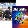 Watch Dogs 2 Deluxe Edition + Just Dance 2017