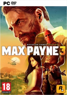 Max Payne 3 [PC-DVD]
