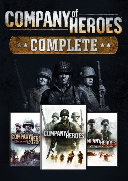 Company of Heroes: Complete Pack [PC, Цифровая версия]