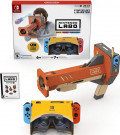 Nintendo Labo: Набор VR (Starter Set + Blaster) [Switch]