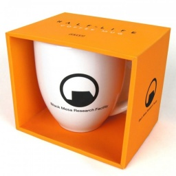 Кружка Half Life 2 Black Mesa. Decal Mug (440 мл)