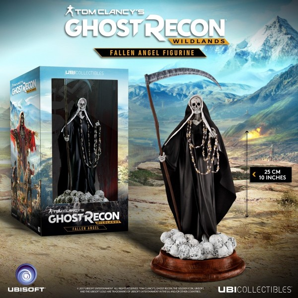 Фигурка Tom Clancy's Ghost Recon Wildlands: Fallen Angel (25 см)