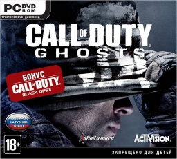 Call of Duty. Ghosts + Black Ops II [PC-Jewel]