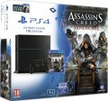 Комплект Sony PlayStation 4 (1 TB) + игра Assassin's Creed: Синдикат + игра Watch Dogs