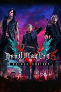 Devil May Cry 5, Deluxe Edition [PC, Цифровая версия]