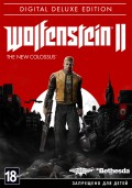 Wolfenstein II: The New Colossus. Digital Deluxe Edition  [PC, Цифровая версия]