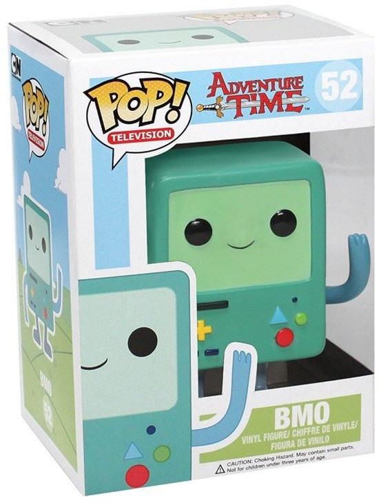 Фигурка Funko POP Television: Adventure Time – BMO (9,5 см)