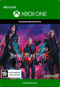 Devil May Cry 5. Digital Deluxe Edition [Xbox One, Цифровая версия]