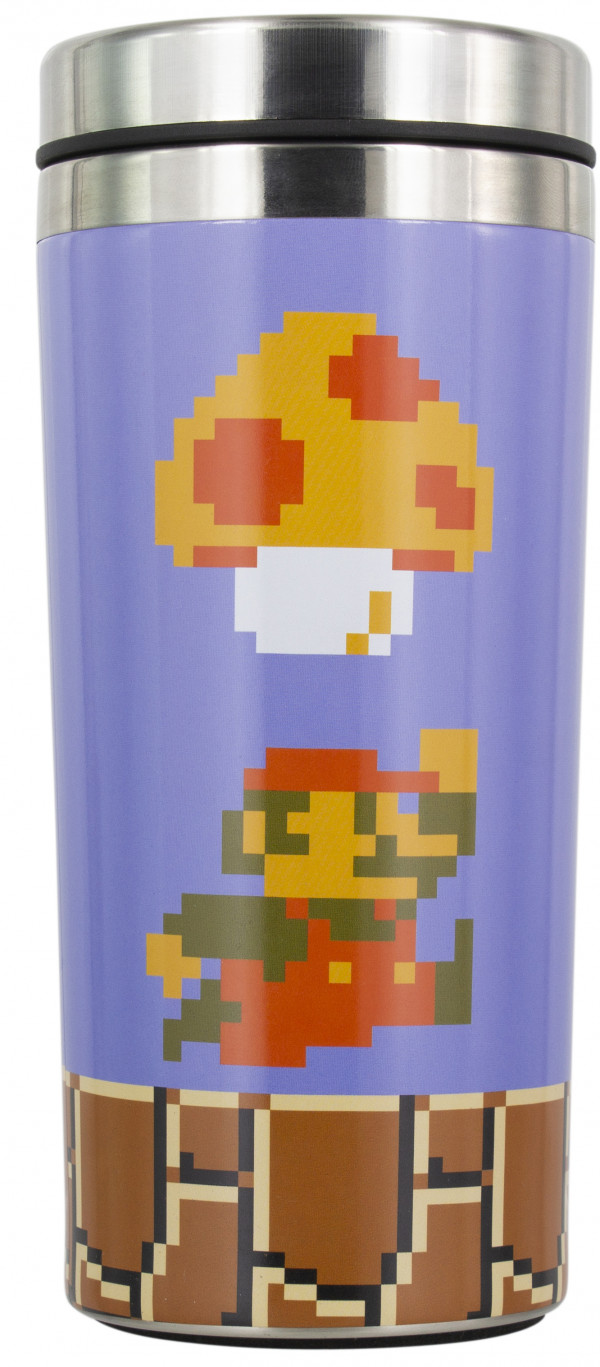 Кружка Super Mario Bros: Travel Mug
