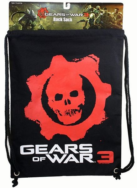 Мешок Gears of War 3 Omen and Title