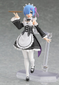 Фигурка Re.Zero: Starting Life In Another World – Rem Figma (13 см)