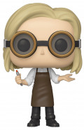 Фигурка Funko POP Television: Doctor Who – 13th Doctor With Goggles (9,5 см)