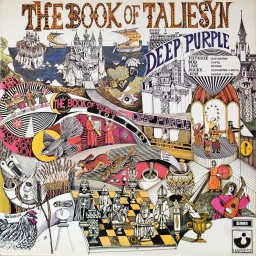 Deep Purple – The Book Of Taliesyn (LP)