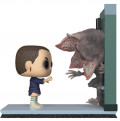 Фигурка Funko POP Television: Stranger Things – Eleven & Demogorgon (9,5 см)