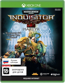 Warhammer 40,000: Inquisitor – Martyr [Xbox One]