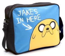 Сумка Adventure Time. Jake's In Here