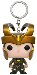 Брелок Marvel Funko POP: Loki