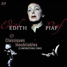 Edith Piaf. 23 Unforgettable Songs (2 LP)